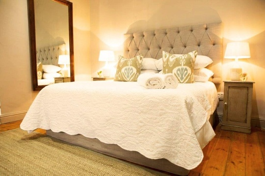 winter hotel in franschhoek