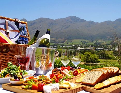 Activities in Franschhoek