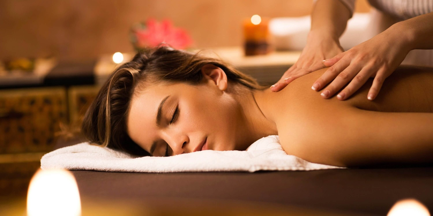 full body massage franschhoek spa therapy