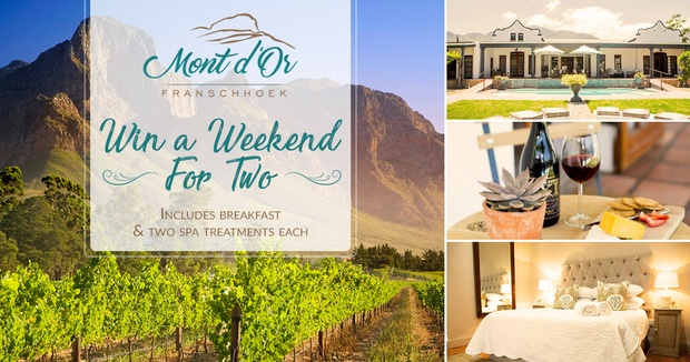 accommodation competition franschhoek