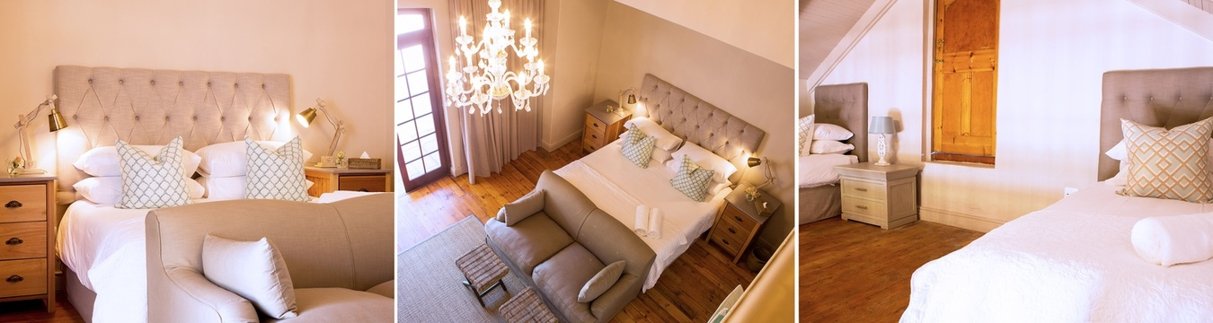 romantic breakaway in franschhoek guesthouse