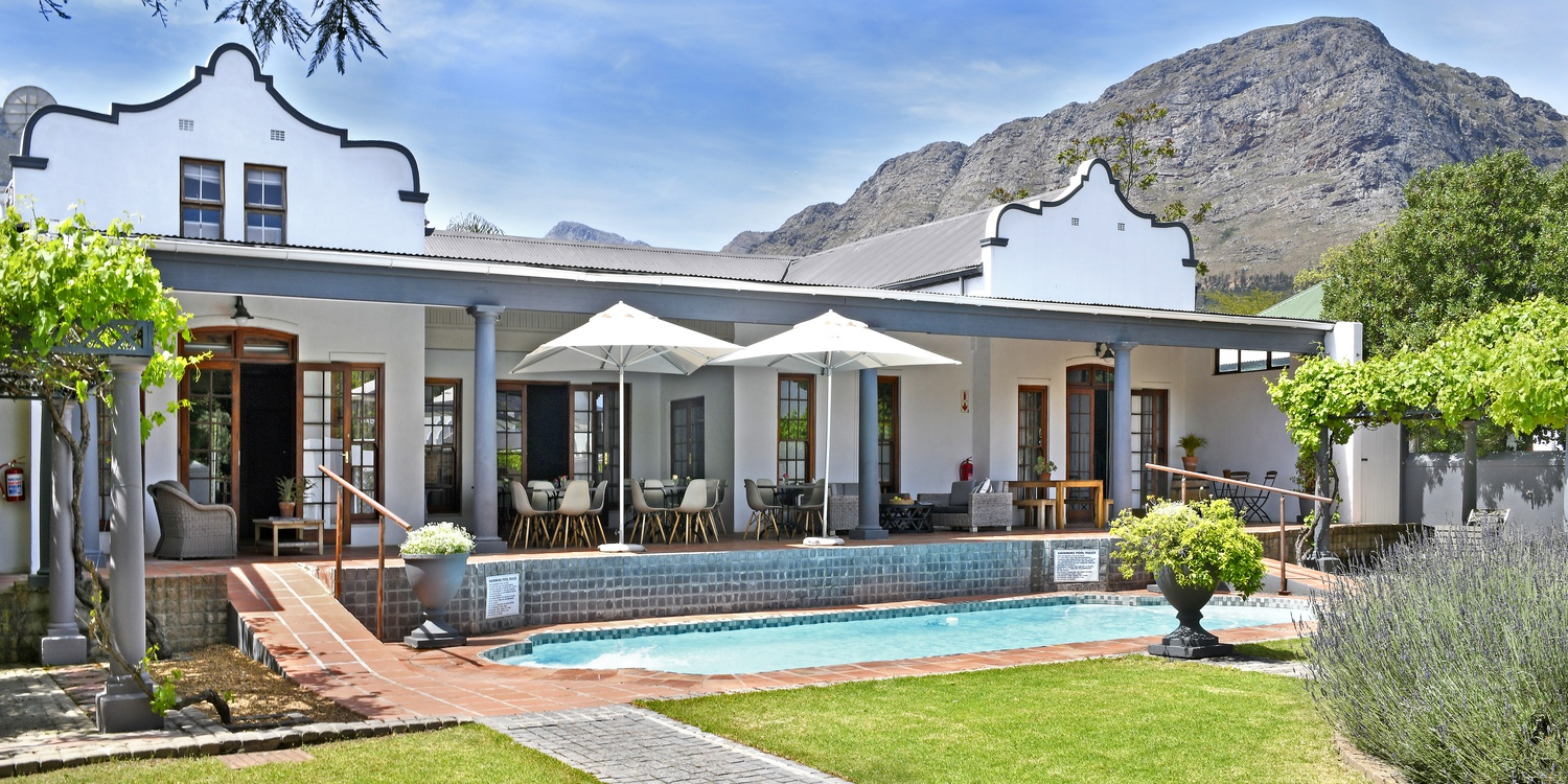 Guesthouse in Franschhoek