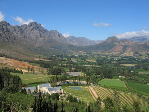 Franschhoek boutique hotel special discount offers
